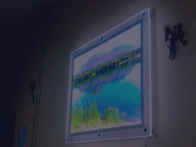 ультратонкие световые короба