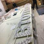 Изготовление объемных световых букв АВТОТЕХЦЕНТР